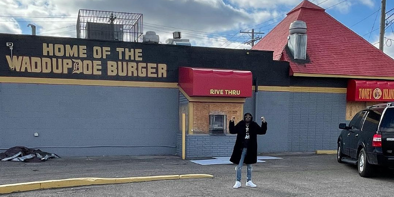 Detroit rapper Tone Tone to open 'Toney Island' restaurant on the city's east side (2)