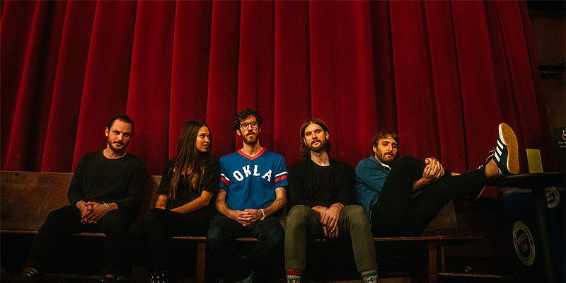 Indie rock band Mt. Joy kicks off socially distant outdoor concert series in Pontiac, previously planned for Detroit (2)