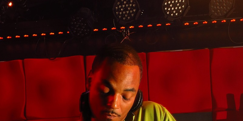 Detroit's Omar S to return to the Aretha for late-night techno set on Sunday.