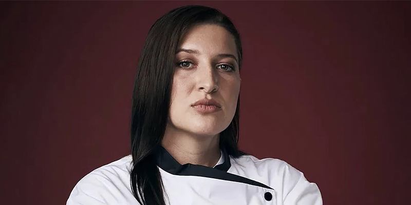 The first vegan contestant on 'Hell's Kitchen' will serve a vegan feast at frame in Hazel Park for a pop-up event.