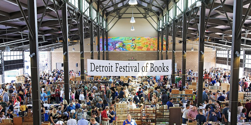 The Festival of Books returns to Eastern Market, Sunday, July 18.