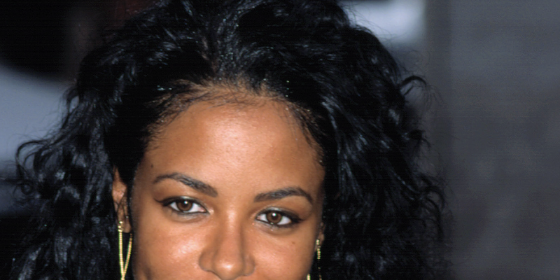 Aaliyah died 20 years ago this month.