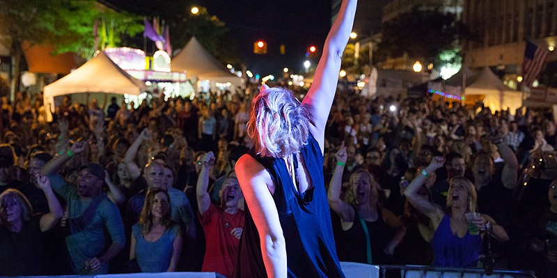 Best of the fest: Michigan fall festivals return with a bang