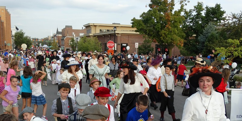 The Northville Heritage Festival takes place Friday, Sep. 17-Sun., Sep. 19.