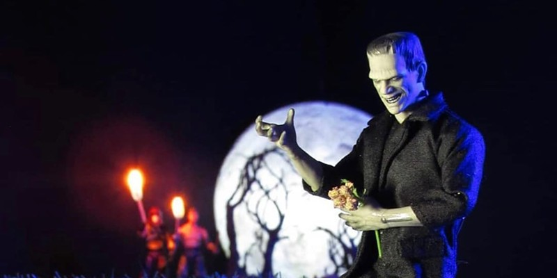 The first annual FrankenFest will spook up Detroit's Fort Wayne and will feature 75 vendors, including Art Fig Photog.