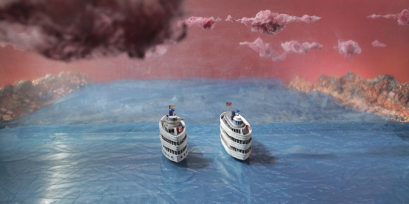 Stop motion animation brings this Detroit Ferry Tale to life.
