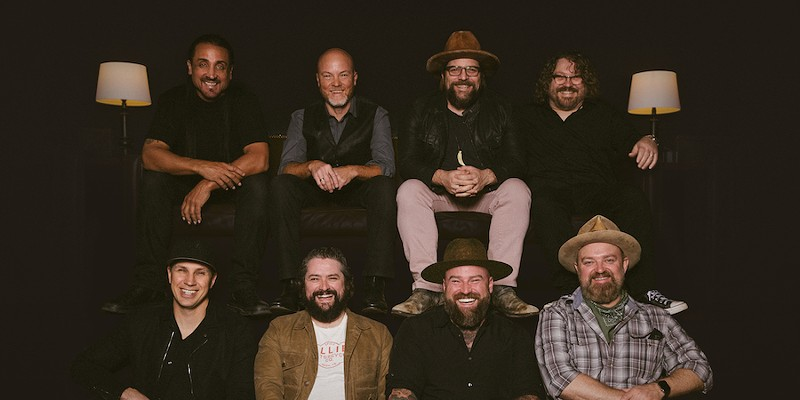 Zac Brown Band will have to come back to metro Detroit for their Comeback Tour.