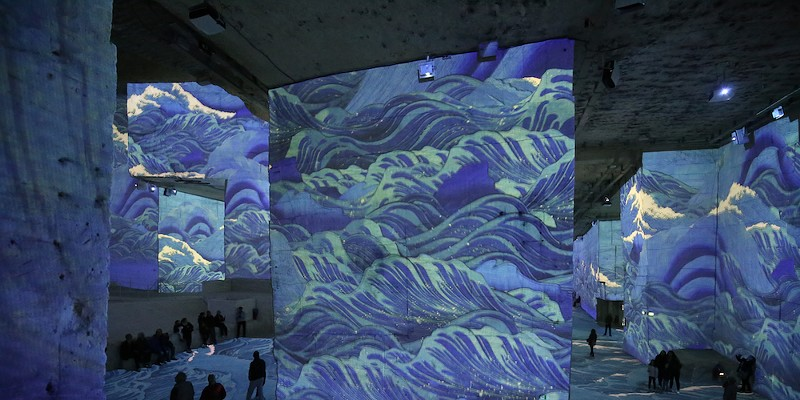 'Immersive Van Gogh'  in Southern France in 2019 will head to Detroit in February 2022 instead of this week as previously planned.