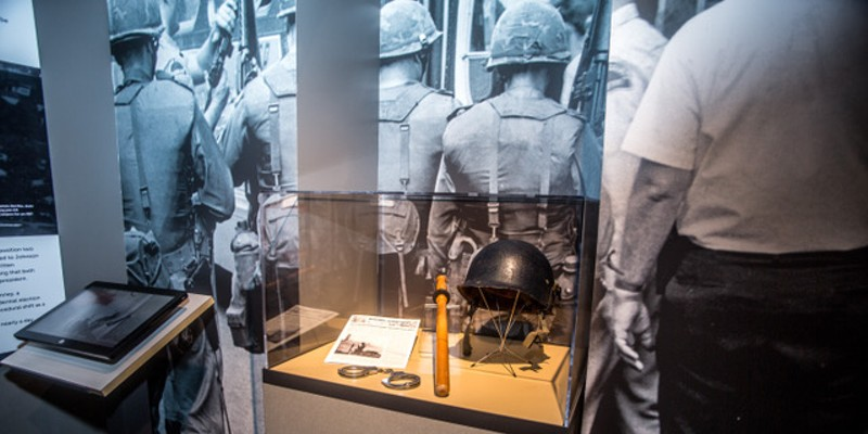Why the Detroit Historical Museum's new 1967 exhibit needs to be seen