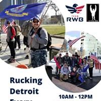 Rucking Detroit Every Sunday