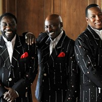 The Isley Brothers and the O'Jays