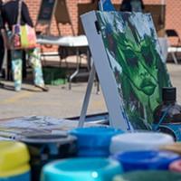 East Warren Arts District Art Fair