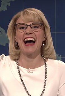 SNL roasts Betsy DeVos yet again and it's so spot on it hurts