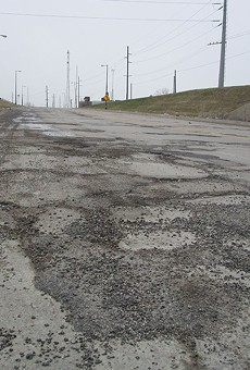 You do know we are falling apart, yes?