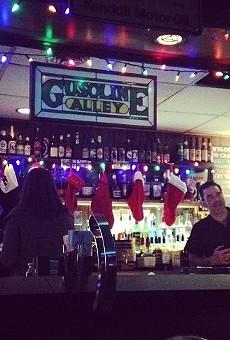 Gusoline Alley.