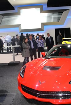 Detroit auto show organizers consider move to October or June