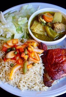 Review: Windsor's Jubba serves up a taste of Somalia