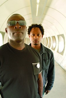 Kevin Saunderson and Derrick May.