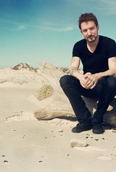 Bask in the feel-goodness of Frank Turner at the Fillmore