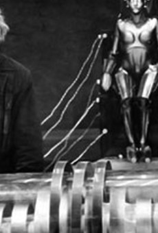 The 1927 German film 'Metropolis' is ranked among films influencing the Star Wars universe.