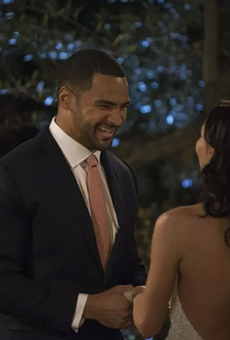 Former Lions player injured while playing football on 'The Bachelorette'