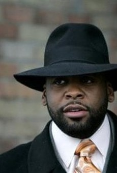 Ex-Detroit mayor Kwame Kilpatrick.