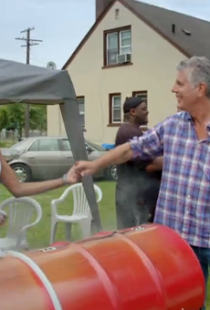 There's still time to catch Anthony Bourdain's 'Parts Unknown' Detroit episode on Netflix