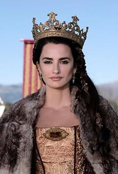 Penelope Cruz in The Queen of Spain..