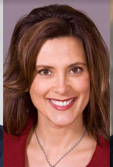 Gretchen Whitmer pulls way ahead in latest governor's race poll