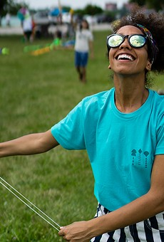 You can go fly a kite at the second annual Detroit Kite Festival this weekend