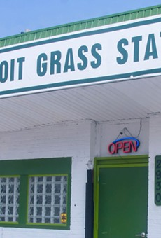 The Detroit Grass Station, shuttered last year under city-imposed rules, was issued a cease and desist letter from the state.