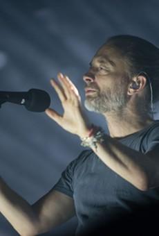 Thom Yorke, Radiohead, Little Caesars Arena