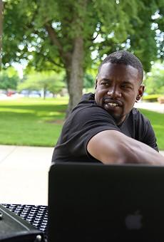Rapper Willie Mac Jr. wants to school you