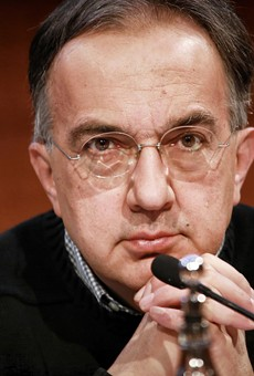 Fiat-Chrysler's Sergio Marchionne was investigated in a scheme to bribe union bosses.