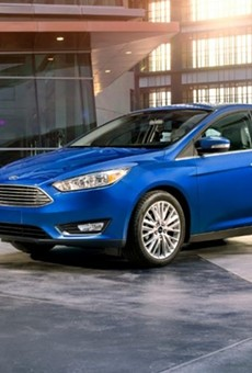 Due to Trump tariffs, Ford cancels 2019 Focus