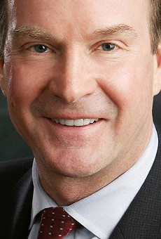 Bill Schuette, Michigan attorney general.