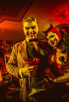 Detroit's most elaborate party Theater Bizarre returns for back-to-back weekends (2)