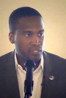 John James speech, May 2018