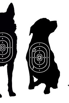 City of Detroit argues police officers have the right to kill unlicensed dogs