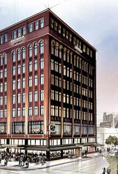 Fried chicken restaurant planned for downtown Detroit