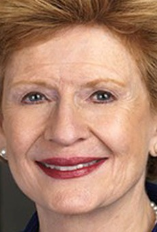 Debbie Stabenow defeats controversial Republican John James
