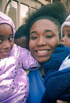 A Q&A with recently freed Detroit activist Siwatu-Salama Ra