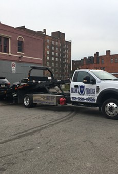 Breakthrough Towing fined by Detroit for 10 violations