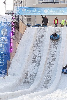 Detroit's 2019 Winter Blast is now free, extended to four weekends