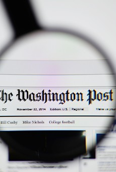 Project Censored: Washington Post bans employees from using social media to criticize sponsors