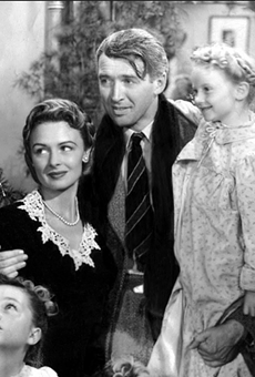 Count your blessings — Redford Theatre will host back-to-back screenings of 'It's a Wonderful Life'