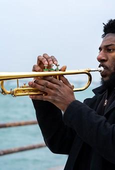 Allen Dennard takes jazz into the future