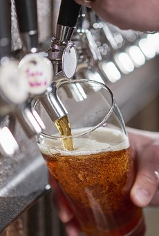 New report ranks Michigan as one of the states with the most breweries per capita