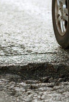 Study finds that Michigan has the worst roads in the U.S.