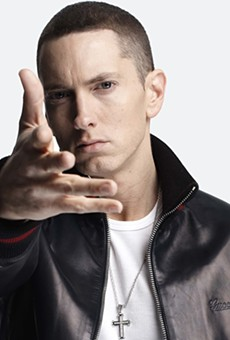 Eminem finished off 2018 as one of the best selling artists of the year